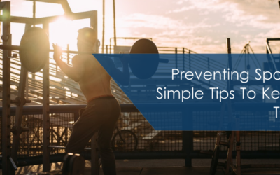 Preventing Sports Injuries – Simple Tips To Keep You In The Game